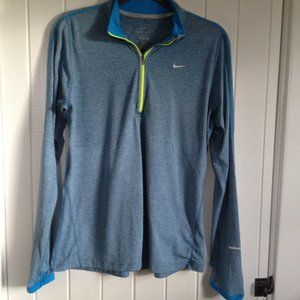Nike Element Dri Fit running shirt Size L